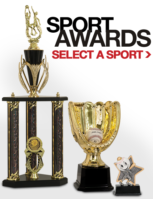 ACCENT AWARDS TROPHIES SERVING